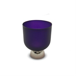 Rainbow Tealight Purple 237
