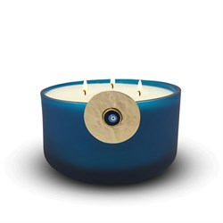 Evil Eye Scented Candle Turquoise 502-S